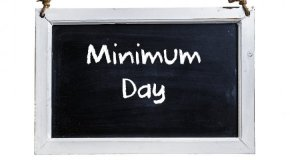 Minimum Day December 21